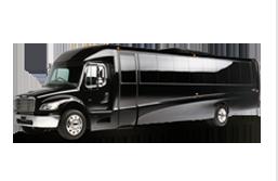 Luxury Limo Bus